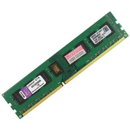 MEMORIA KINGSTON 8GB -1333MHZ DDR3 - CL9 DIMM - 240 PIN -  1.5V- NO-ECC | Memoria ram ddr3