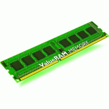 MEMORIA KINGSTON KVR13N9S6/2 - 2GB - 1333MHZ DDR3 - PC3-10600 - CL9 - 1.5V - 240 PINES | Memoria ram ddr3