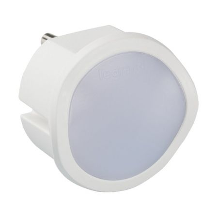 LINTERNA DE EMERGENCIA ENCHUFABLE LEGRAND 050678 - BLANCO