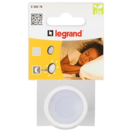 LUZ TRANQUILIZANTE ON/OFF LEGRAND 050676 - BLANCO
