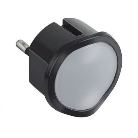 LUZ TRANQUILIZANTE ON/OFF LEGRAND 050677 - NEGRO