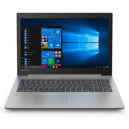 "PORTATIL LENOVO IDEAPAD 330-17AST 81D70022SP - AMD E2-9000 1.8GHZ - 4GB - 1TB - 17.3""/43.9CM HD+ - DVD RW - W10 - PLATINUM GREY 