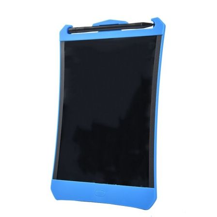 "MINI PIZARRA DIGITAL LEOTEC SKETCHBOARD THICK EIGHT BLUE - 8.5""/21.59CM CON TRAZO GRUESO - PANTALLA LCD - LAPIZ STYLUS INCLUIDO 