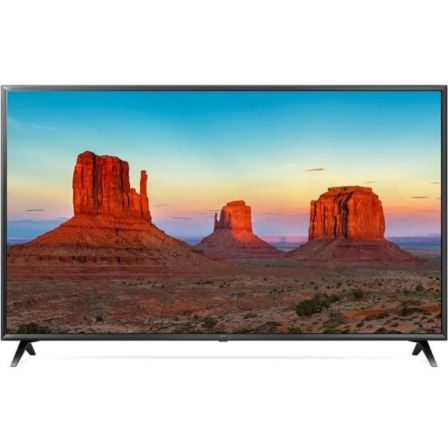 "TELEVISOR LG 49UK6300PLB - 49""/124CM - 3840X2160 4K UHD - 1600HZ PMI - HDR - DVB-T2/C/S2 - SMART TV - 20W - WIFI - BT - 3XHDMI -"