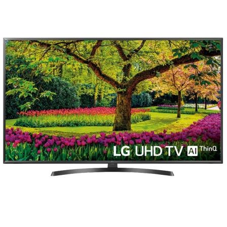 "TELEVISOR LED LG 49UK6470PLC - 49""/124CM UHD 4K - 3840*2160 - 1600HZ PMI - DVB-T2/C/S2 - SONIDO 20W -SMART TV - WIFI - BT - 3*HD"