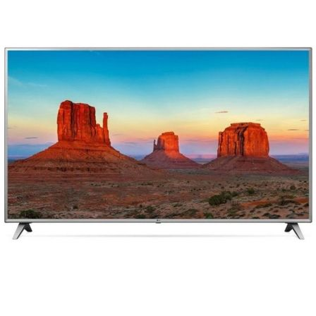 "TV LED LG 55UK6500PLA - 55""/139CM - 4K UHD 3840X2160 - 2000HZ PMI - HDR - SMART TV - 4XHDMI - 2XUSB - INTELIGENCIA ARTIFICIAL + 