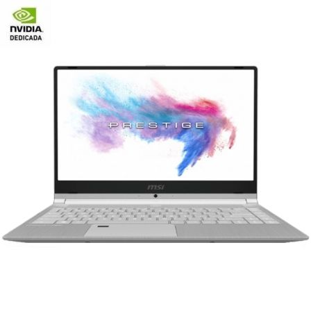 "PORTATIL MSI PS42 8RB-032XES - I7-8550U 1.80GHZ - 8GB - 512GB SSD - GEFORCE MX150 2GB - 14""/35.5CM FHD - HDMI - BT - NO ODD - FR"