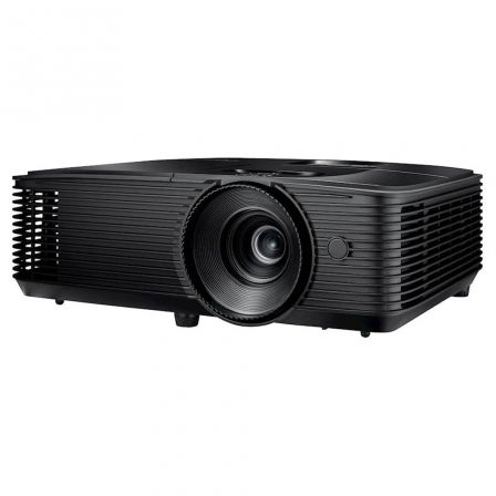 PROYECTOR DLP OPTOMA DH350 - FULL 3D - 3200 ANSI LUMENES - 22000:1 - 1920X1080 FHD - HDMI - 10W - LAMPARA 240W | Proyectores
