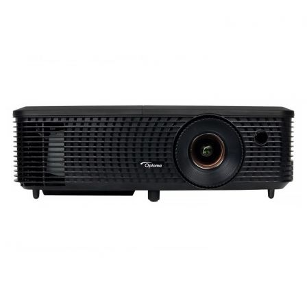 PROYECTOR DOMESTICO DLP OPTOMA H183X - FULL 3D - 3200 ANSI LUMENES - 25000:1 - 1280X800 WXGA - VGA - HDMI - RS232 - USB - COMPOS | Proyectores