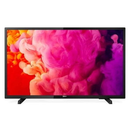 "TELEVISOR LED PHILIPS 32PHT4203 NEGRO - 32""/81CM - HD READY 1366*768 - 16:9 - DVB-T/T2/T2 - 10W RMS - 2*HDMI - USB"