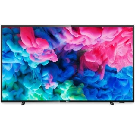 "TV LED ULTRAPLANO PHILIPS 50PUS6503 - 50""/126CM 4K UHD 3840 X 2160 - DVB-T/T2/T2-HD/C/S/S2 - SMART TV - WIFI - ALTAVOCES 20W - 3 