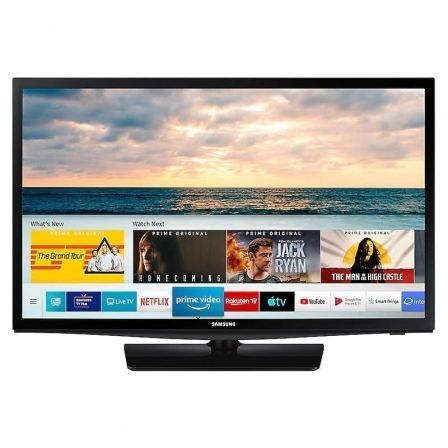 "TELEVISOR LED SAMSUNG 24N4305 - 24""/60.96CM - HD 1366*768 - 400HZ PQI - DVB T2C - SMART TV - WIFI DIRECT - 2*HDMI - USB - AUDIO 