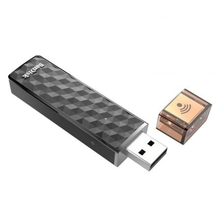 PENDRIVE SANDISK CONNECT WIRELESS STICK 16GB - HOTSPOT WIFI - TRANSMITE DATOS HASTA A 3 DISPOSITIVOS SIMULTANEOS SIN CABLES NI I | Memoria wifi - inalambrica