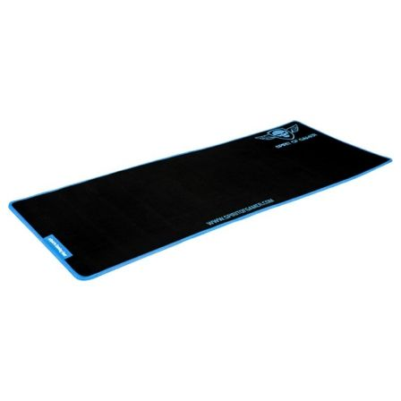 ALFOMBRILLA SPIRIT OF GAMER BLUE VICTORY XXL - 30*78CM - ESPESOR 5MM - TEXTURA ULTRAFINA - BASE ANTIDESLIZANTE | Gaming - alfombrillas