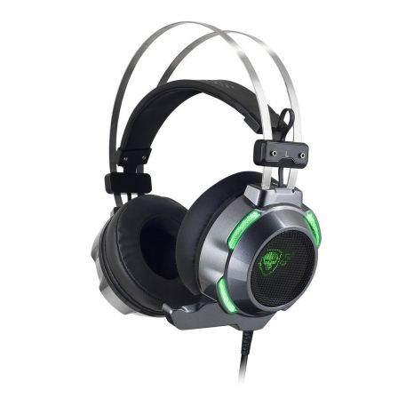AURICULARES CON MICROFONO SPIRIT OF GAMER ELITE-H30 - DRIVERS 40MM - CONECTOR USB/2XJACK 3.5MM - CABLE 2.1M | Gaming - auriculares y microfonos