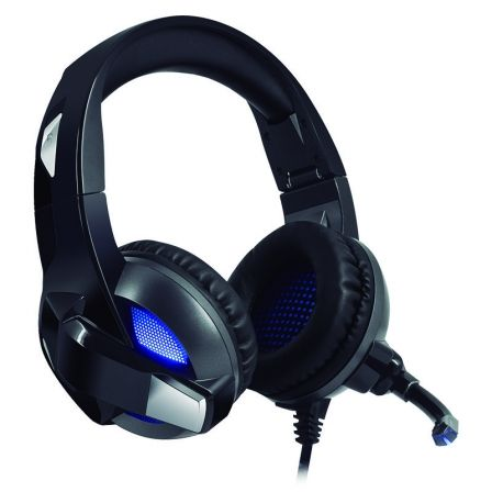 AURICULARES CON MICROFONO SPIRIT OF GAMER XPERT-H300 - DRIVERS 40MM - SONIDO 7.1 -  CONECTOR USB - CABLE 2.1M | Gaming - auriculares y microfonos