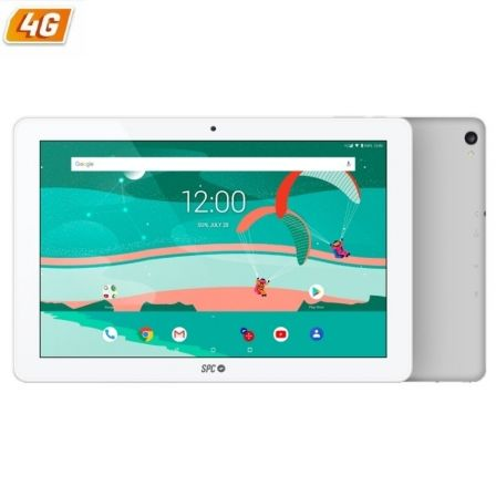 "TABLET CON 4G SPC GRAVITY - QC A35 1.1GHZ - 2GB DDR3 - 16GB - 10.1""/25.65CM IPS HD 16:10 - CAM 5MP/2MP - BT4.0 - BAT 5800MAH - A 