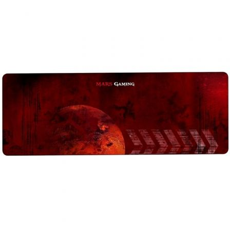 ALFOMBRILLA MARS GAMING MMP2 - SUPERFICIE 880X330MM NANOTEXTIL - BASE CAUCHO - BORDE REFORZADO | Gaming - alfombrillas
