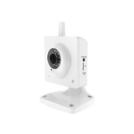 CAMARA IP INALAMBRICA TENDA C5S - LENTE 2.8MM -1280*720 (720P)  - 802.11B/G/N - MICROFONO - 1*RJ45 - DETECT. MOVIMIENTO | Camaras ip wifi