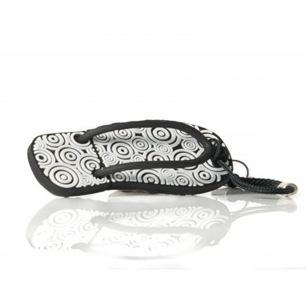 PENDRIVE TECH ONE TECH CHANCLA TRIBAL BLACK 16GB USB 2.0 | Pendrive diseño especial