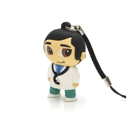 PENDRIVE TECH ONE TECH DOCTOR HOW 16GB USB 2.0 | Pendrive personajes