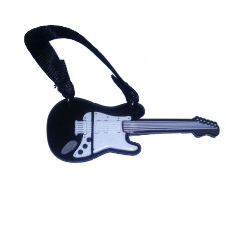 PENDRIVE TECH ONE TECH GUITARRA BLACK AND WHITE 16GB USB 2.0 | Pendrives