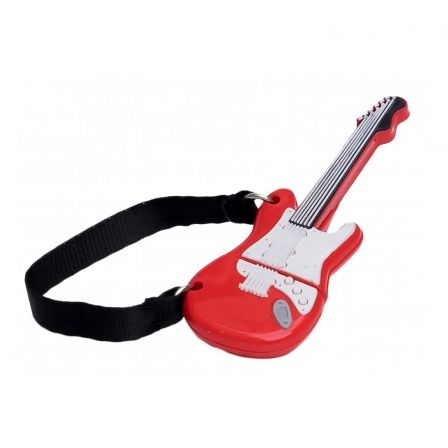 PENDRIVE TECH ONE TECH GUITARRA RED ONE 16GB USB 2.0 | Pendrive diseño especial