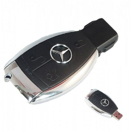 PENDRIVE TECH ONE TECH LLAVE MERCEDES 16GB | Pendrive marcas de coches