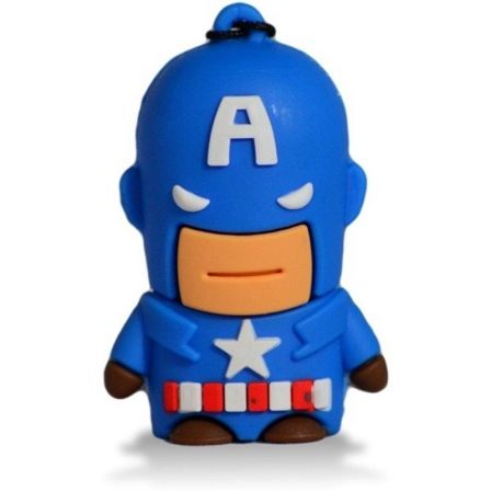PENDRIVE TECH ONE TECH HEROES SUPER A 16GB USB 2.0 | Pendrive personajes
