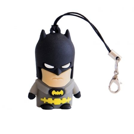 PENDRIVE TECH ONE TECH HEROES SUPER BAT 16GB USB 2.0 | Pendrive personajes