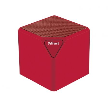 ALTAVOZ TRUST ZIVA WIRELESS RED - BLUETOOTH - BATERIA - USB / SD / LINE IN - FUNCION MANOS LIBRES | Altavoces bluetooth (bt)