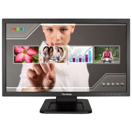 "MONITOR LED TACTIL MULTIMEDIA VIEWSONIC TD2220-2 - 21.5""/55.61CM - 1920X1080 - 200CD/M2 -5MS - VGA/DVI - VESA 100X100 