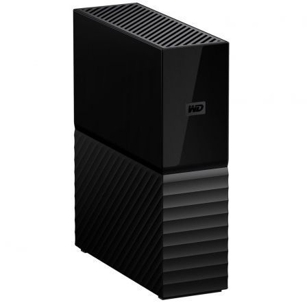 "DISCO DURO EXTERNO WESTERN DIGITAL MY BOOK V3 - 6TB - 3.5""/8.89CM - SOFTWARE WD BACKUP - WD SECURITY - WD UTILITIES - USB 3.0 