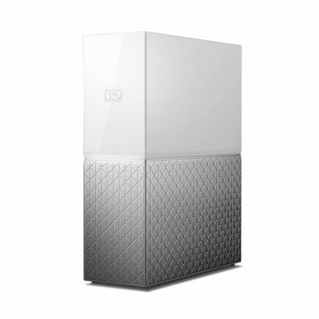NAS DOMESTICO WESTERN DIGITAL MY CLOUD HOME WDBVXC0030HWT-EESN - 3TB (DISCO UNICO) - GIGABIT ETHERNET - USB 3.0 | Discos duros profesionales (nas/red/raid)