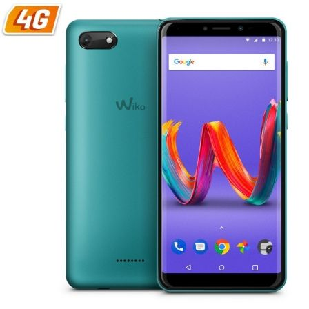 "SMARTPHONE MOVIL WIKO HARRY 2 BLEEN - 5.45""/12.85CM IPS - QC CORTEX A53 1.3GHZ - 16GB - 2GB RAM - CAMARA 13/5MP - ANDROID 8.1 - 