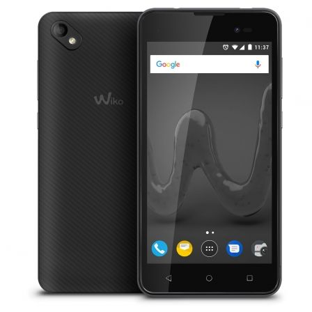 "SMARTPHONE WIKO SUNNY 2 PLUS BLACK - 5""/12.7CM - CAMARA 5MP/2MP - QC 1.3GHZ - 8GB - 1GB RAM - ANDROID 7 - DUAL SIM - BAT 2000MAH 