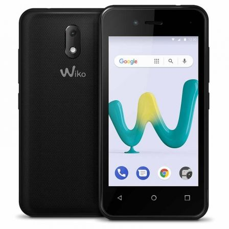 "SMARTPHONE MOVIL WIKO SUNNY3 MINI BLACK - 4""/10.16CM - CAMARA 2MP/VGA - QC 1.3GHZ - 8GB - 512MB RAM - OREO GO - DUAL SIM - BAT 1 