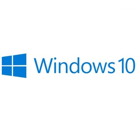LICENCIA WINDOWS 10 HOME - 64BITS - ESPANOL - DSP - 1PC