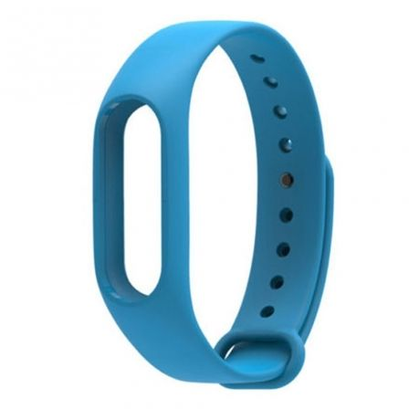CORREA ORIGINAL XIAOMI MI BAND 2 COLOR AZUL - 14711 | Pulseras fit