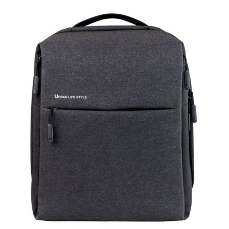 MOCHILA XIAOMI MI CITY BACKPACK DARK GREY | Mochilas para portatil