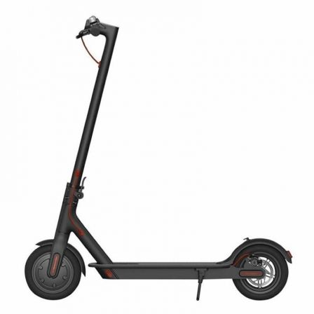 "PATINETE ELECTRICO SCOOTER XIAOMI M365 BLACK - NEUMATICOS 8.5""/21.6CM - 25KM/H - MOTOR 250W - BATERIA LITIO - CARGA MAX 100KG 