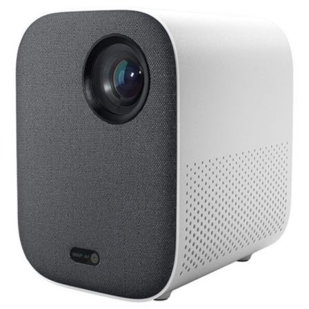 "PROYECTOR XIAOMI MI SMART COMPACT PROJECTOR 120"" - FULL HD - LENTE 1:2 - 500 LUMENS - AUTO FOCO - USB 2.0 - WIFI - BT - 16GB - A 