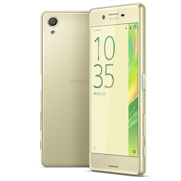 SONY XPERIA X PERFORMANCE 32 GB LIME GOLD F8131 | Móviles libres