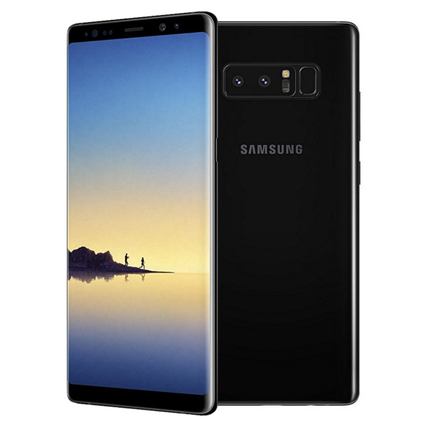 SAMSUNG GALAXY NOTE 8 6GB/64GB NEGRO SINGLE SIM N950F | Móviles libres